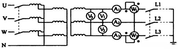 电压表,电流表,功率表在电路中的应用