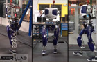 目前最接近人类步态的双足机器人-DURUS (173播放)