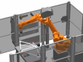 ABB焊接与切割机器人演示 (213播放)