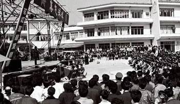 1985年,深圳电子工业总公司(赛格集团前身)成立
