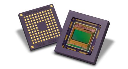 CMOS成像传感器
