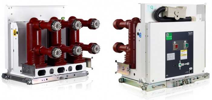 SmartHVX智能中压断路器