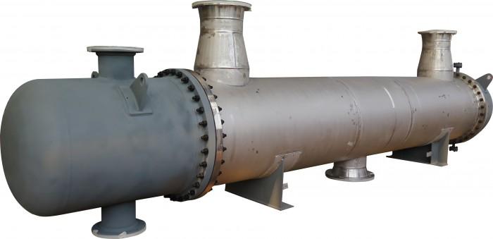 恒辉重工腐蚀介质高效换热器