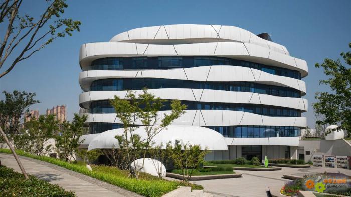 青岛中德生态园被动房技术中心