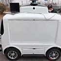 华北工控嵌入式主板助力京东无人车,打造物流无接触配送