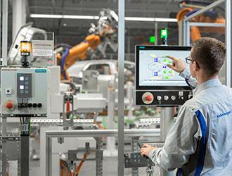 西门子助力大众汽车发展数字化电动汽车生产