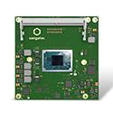 康佳特首款基于AMD 锐龙™ 嵌入式 V2000处理器 COM Express Compact模块